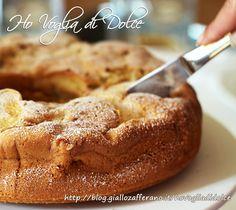 Ciambella soffice alle mele, ricetta ideale per la colazione