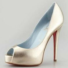 CHRISTIAN LOUBOUTIN HEELS @Michelle Flynn Coleman-HERS