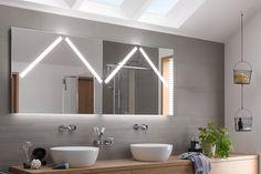 YourStyle - SPIEGEL IHRER INDIVIDUALITÄT. Das höchste der Gefühle im Bad: ein maßgeschneiderter Lichtspiegel aus der Zierath Manufaktur,ganz nach Ihren individuellen Vorstellungen. Sowohl inGröße und Format als auch in derlichttechnischenAusstattung; von denkomfortablen Funktionen … #yourstyle #individuell #spiegel #mirror #LED #umschaltbaresLicht #design #light #schminklicht #sonderanfertigung #zierath