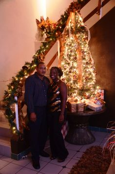 Saba Health Care Foundation staff Christmas party 2011