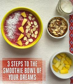3 Steps to the Smoot