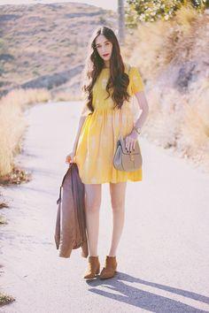 Dress Cruz Pineapple - Pepaloves - María Rubio