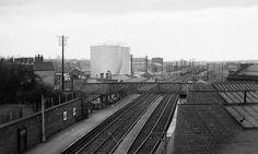 Bromsgrove Railway station 1966 Railroad Tracks, Past, Past Tense, Train Tracks