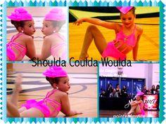 Shoulda Coulda Woulda: Mackenzie Ziegler's solo. Credit to @StyleSpaceandStuff.Blogspot.com Moore