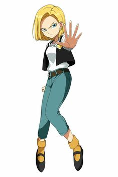 "101 ""Android Photos – Anime Worlds 7 Dragon Ball Z, Girl Dragon, Manga Dragon, Akira, Manga Anime, Super Android, Krillin And 18, Female Cartoon, Dbz Characters"
