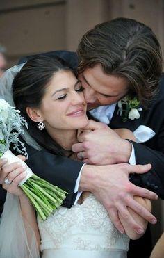 jenevieve and jarod's wedding photos   Jared's And Genevieve's Wedding - Supernatural Photo (30183727 ...
