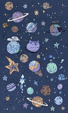 41 Ideas For Cats Wallpaper Iphone Pattern Cat Wallpaper, Galaxy Wallpaper, Pattern Wallpaper, Wallpaper Backgrounds, Homescreen Wallpaper, Galaxy Lockscreen, Planets Wallpaper, Wallpaper Space, Wallpaper Decor