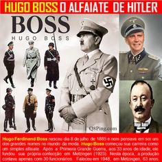 Hugo Boss: O alfaiate de Adolf Hitler