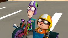 "Fanboy and Chum Chum: ""Freezy Freaks: Mistaken Identity"""