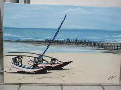 Praia de Flexeiras-CE