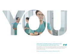 FV Hospital: Dedicated to you, 3 Advertising Agency: Phibious, Ho Chi Minh City, Vietnam  Aired: July 2013