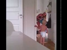 """Just in case you think it's only parents of special needs kids who have trouble getting their kids to sleep! :""""Bedtime"""" for twins Funny Videos For Kids, Kids Videos, Funny Kids, Mom Film, Twin Humor, Childfree, How To Have Twins, Twin Boys, Special Needs Kids"""