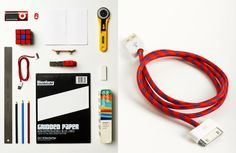 Apple iPad and iPhone fun Cables - Double-Designer-662x430
