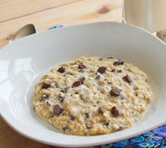Oatmeal Breakfast Cookie square