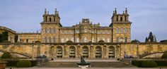 11 Stereotypes About The British That Are Actually True And a lot of our architecture really does look like Downton Abbey: (Blenheim Palace) British Stereotypes, Blenheim Palace, Places Of Interest, Downton Abbey, Palaces, Woodstock, Baroque, Castles, Fairytale