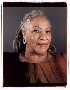 Marvelous profile from New York Magazine of Toni Morrison, whom we consider the greatest living American author.
