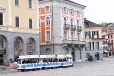 Locarno - Zentrum der Stadt