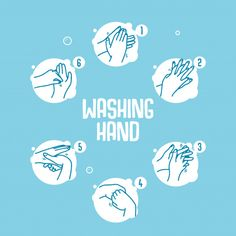 Washing hand infographic vector Premium ... | Premium Vector #Freepik #vector #infographic #water #icon #hand Creative Flyer Design, Creative Flyers, Hand Illustration, Scientific Poster Design, Hand Washing Poster, Powerpoint Background Design, Hands Icon, Typography Poster Design, Workout Posters