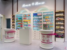 #MARKETINGJAZZ #Retaildesign #Pharmacies . Interior #FarmaciaHermosa