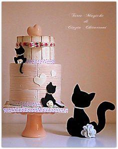 Birthday cake - Cake by Cinzia Chitarroni