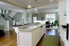 prairie foursquare house interiors | House Plans and Home Designs FREE » Blog Archive » FOUR SQUARE HOME ...