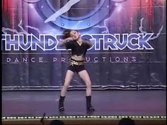 "Kaycee Rice - ""FLAWLESS"" - 2nd Hip Hop solo - Choreo by Tricia Miranda - YouTube"