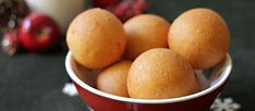 Buñuelos - AntojandoAndo Colombian Desserts, Colombian Dishes, Colombian Cuisine, Pastry Recipes, Gourmet Recipes, Cooking Recipes, Healthy Recipes, Boricua Recipes, Food Challenge
