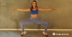 Squat Workout   Fabletics Blog