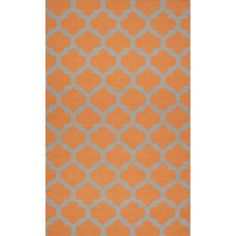 Fretwork Flat Weave Area Rug - TARGET. Comes in other colors