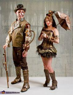 Steampunk - 2012 Halloween Costume Contest