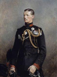 Lieutenant The Honourable Frederick Hugh Sherston Roberts (1872–1899), VC, Kings Royal Rifle Corps, c.1899