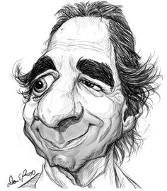[ Harry Shearer ] - artist: Don Pinsent - website: http://donpinsent.blogspot.com/