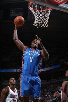 Oklahoma City Thunder !!!