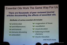 Why Young Living Therapeutic Grade Essential Oils Work Medicinally