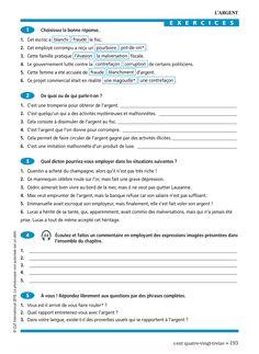 Vocabulaire Progressif du Français : Claire Miquel : Free Download, Borrow, and Streaming : Internet Archive France, Free Download, Internet, Image, Vocabulary, Fle, Exercises, French
