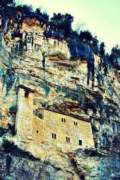 Eremo Colle San Marco, dayhike above Ascoli Piceno