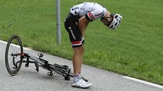 Dumoulin quits Olympic road race