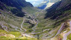 transzfogarasi út - Fogarasi-havasok, Erdély, Románia 7C út 5 hónapban látogatható évente, főként hétközben ajánlott, mert hétvégén nagy a forgalom