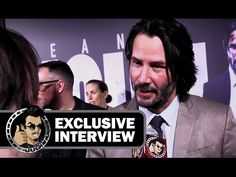 Exclusive: JOHN WICK 2 Cast and Crew Interviews (JoBlo.com) Keanu Reeves - YouTube