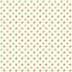 free digital floral scrapbooking paper: printable DIY wrapping paper