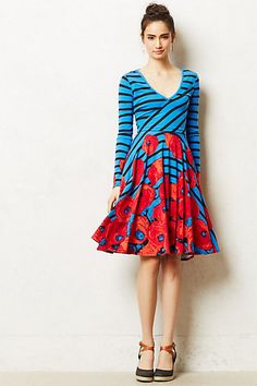 Coquelicot Dress  #anthropologie #anthrofave