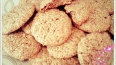 Cookies, Fodmap, Coco, Paleo, Food And Drink, Desserts, Oatmeal Cookies Recipe, Healthy Oatmeal Cookies, Homemade Crackers