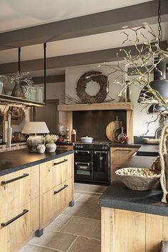 Home Decor Kitchen .Home Decor Kitchen Family Kitchen, Kitchen On A Budget, Home Decor Kitchen, Kitchen Interior, New Kitchen, Home Kitchens, Kitchen Dining, Boho Kitchen, Kitchen Corner