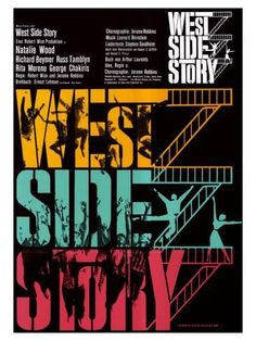 West Side Story posters for sale online. Buy West Side Story movie posters from Movie Poster Shop. We're your movie poster source for new releases and vintage movie posters. West Side Story Movie, West Side Story 1961, Rita Moreno, Natalie Wood, Richard Beymer, Puerto Rico, George Chakiris, Theatre Geek, Musical Theatre