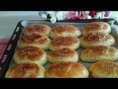 Yumuşacık Patatesli Poğaça Tarifi ( akşamdan hamuru yoğurup sabah pişirebilirsiniz) - YouTube