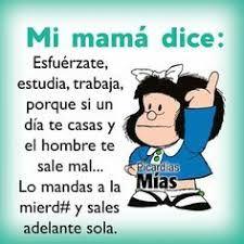 Resultado de imagen para susanita mafalda sonrie y veras Courage Quotes, Me Quotes, Meaningful Paintings, Mafalda Quotes, Mr Wonderful, Spanish Quotes, Funny Jokes, Inspirational Quotes, Motivational