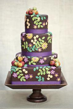 Wedding CakesCT-NY-MA Gallery| Erica OBrien Cake Design