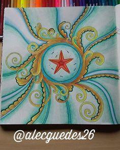 Johanna Basford Coloring Book Adult Books Colouring Perdido Metallic Colors Pencils Chance Creativity