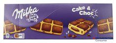 Kraft Foods launch Milka Cake & Choc in #Netherlands. #Cake with a liquid alpine milk #chocolate centre