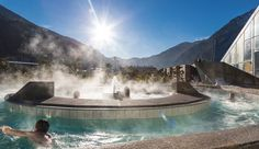 Andorra, Relax, The Beautiful Country, Our World, Spas, Resort Spa, Niagara Falls, Pools, Greenery
